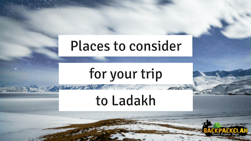 Top Places in Leh Ladakh