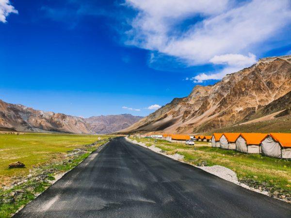 Bike Tour to Ladakh from Srinagar