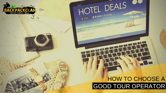 choose a good tour operator