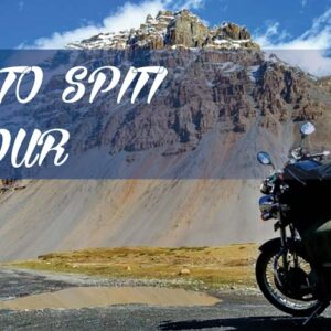delhi to spiti bike tour