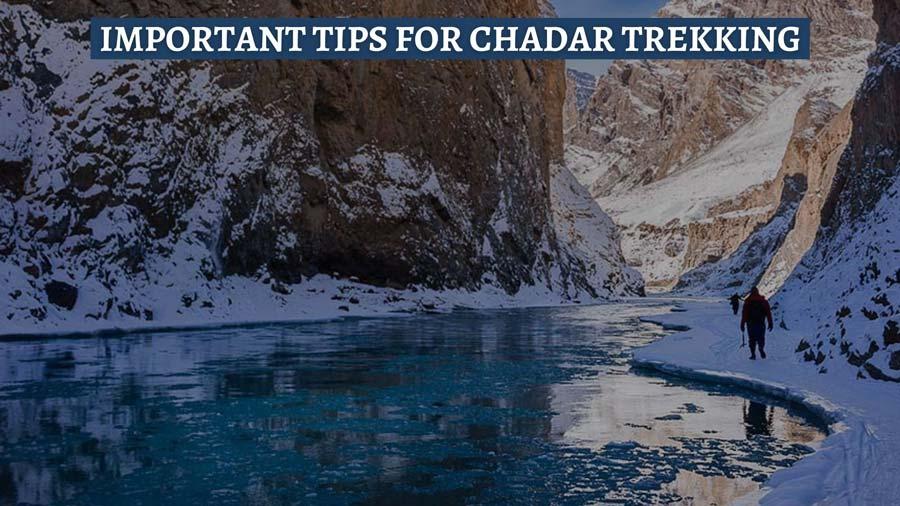 Tips for Chadar Trekking